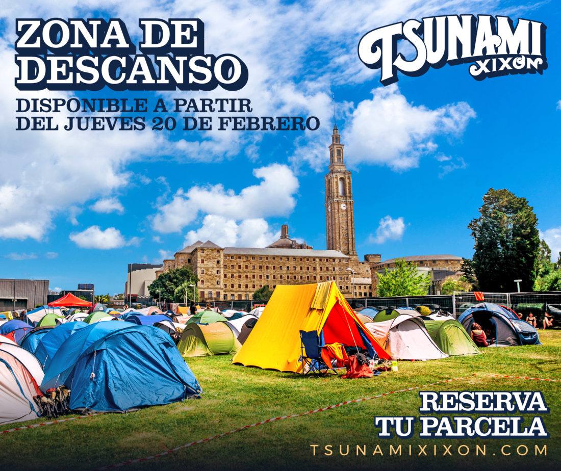 Zona de descanso ya disponible para reserva